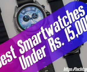 Best Smartwatch Under 15000 INR