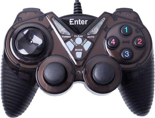 Enter Wired Gamepad