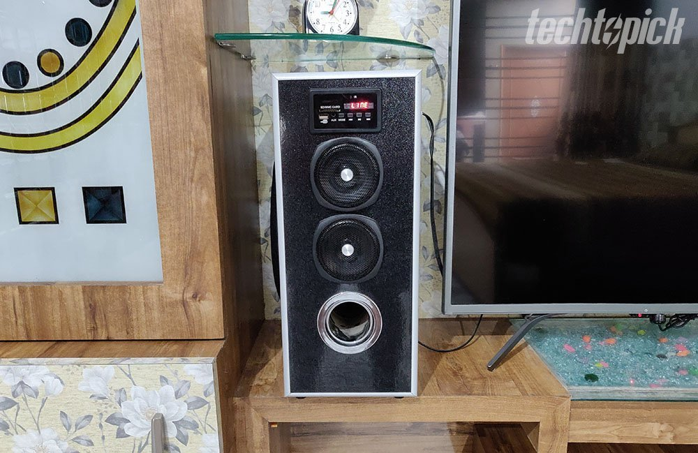 Obage MT600 Two Speakers