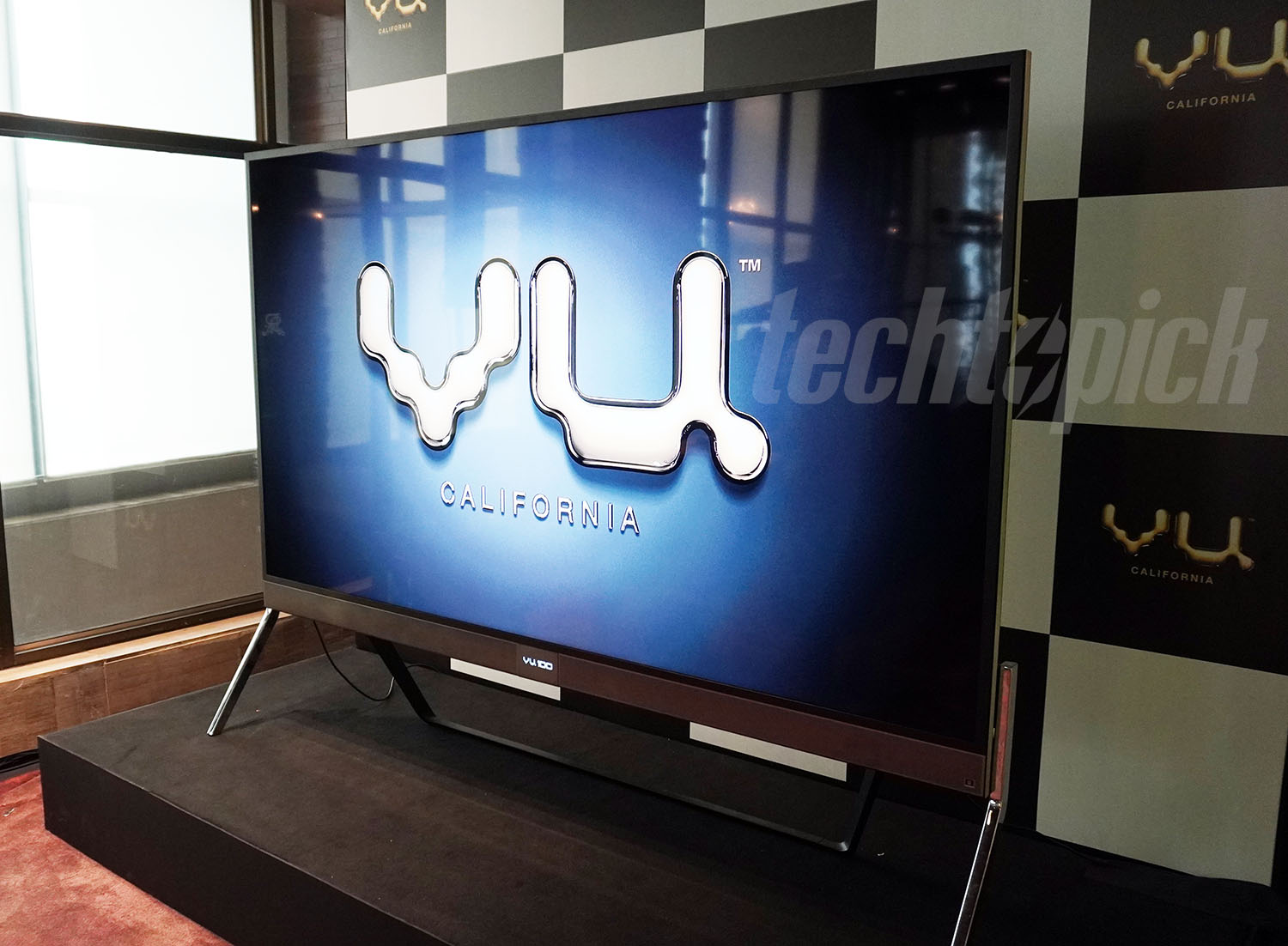 Vu 100 Inch 4k Tv With Hdr10 Launched In India At 800 000