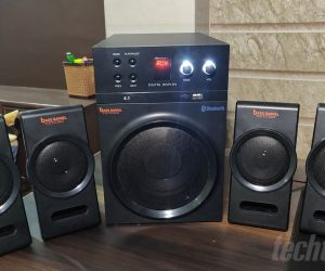 Bass Barrel BB-99 4.1 Multimedia Speaker System