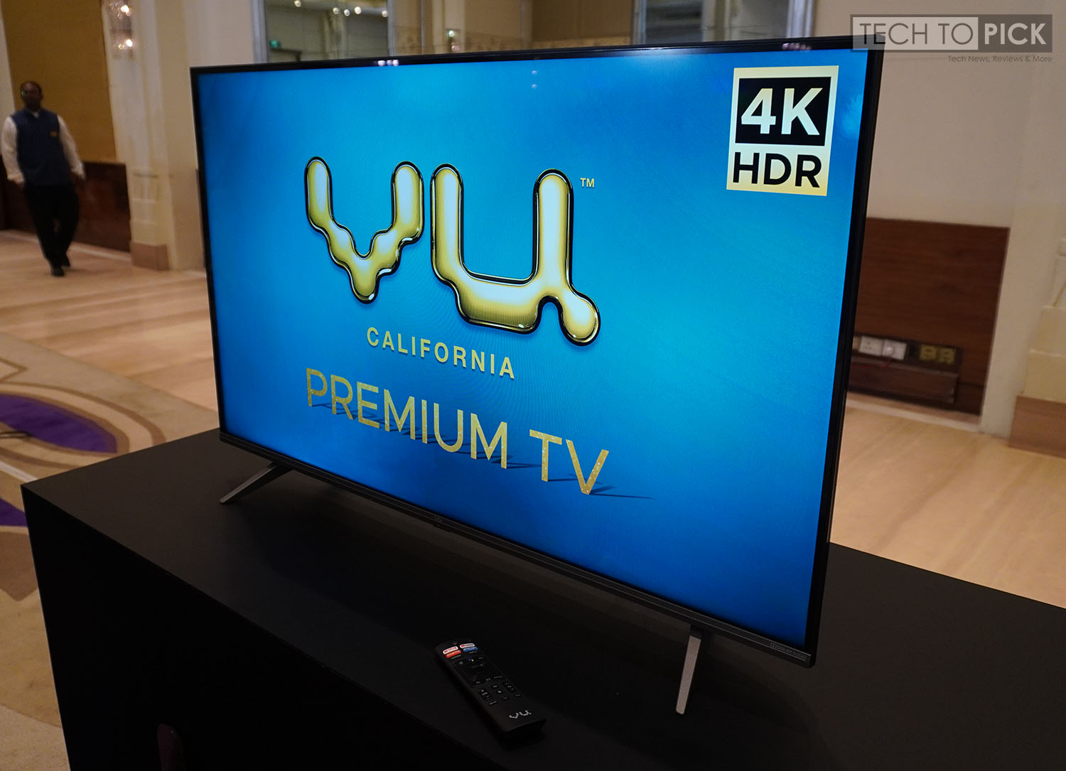 VU Premium 55-Inch 4K Smart TV Review